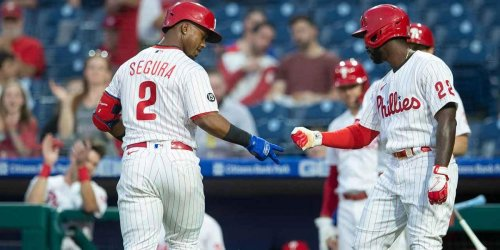 The 'Steph Curry of baseball' has been carrying Phillies' offense