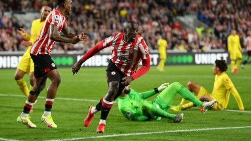 Brentford vs Liverpool final score: Bees keep buzzing way to point