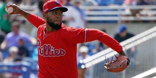 As Phillies pursue Kimbrel, Seranthony Dominguez gears for September comeback