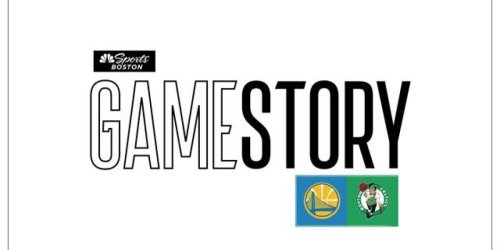 Game Story: C's win an epic NBA duel between Jayson Tatum and Steph Curry