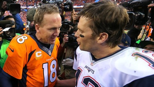 Peyton Manning, Tom Brady once got together for several days in the offseason to compare notes