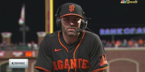 What Casali was trying to do on two-run hit in Giants' win