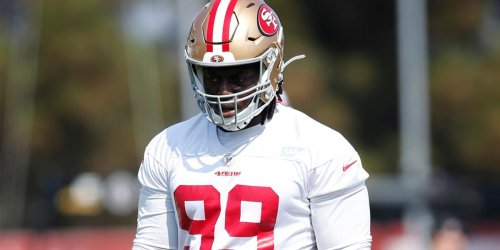 Kinlaw set to make bigger impact for 49ers in year two