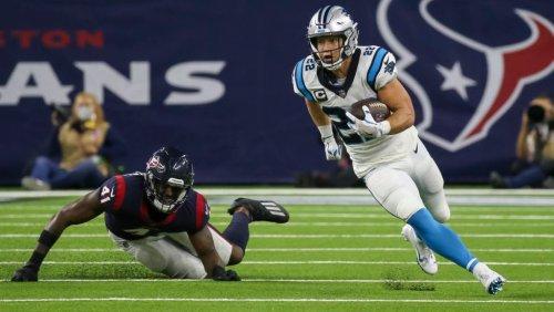 Panthers' Cam Erving: We're a team, not the Carolina Christian McCaffreys