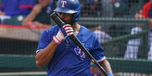 Report: Red Sox land Delino DeShields in trade with Rangers