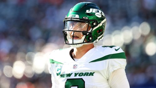 Jets having sellers remorse for Sam Darnold given Zach Wilson's play?