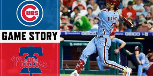 Phillies comeback from seven down, win by nine in wild game