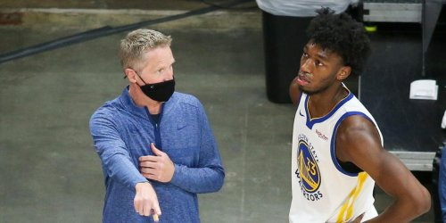 Kerr feels for Wiseman missing another full Warriors camp