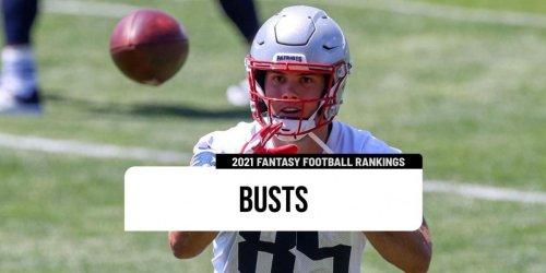2021 Fantasy Football rankings: Top 10 busts to avoid
