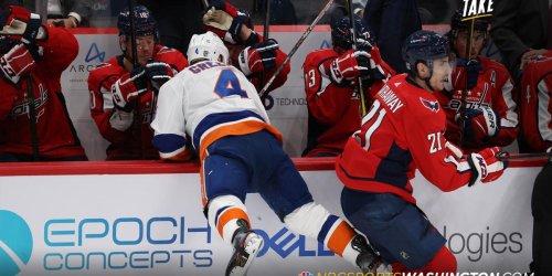 Fresh Take: Caps-Islanders mini series, WFT's win total