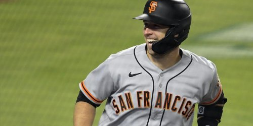 Giants' Posey has huge lead after first MLB All-Star votes