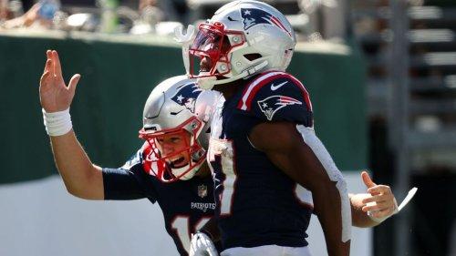 Patriots ride four Zach Wilson interceptions to a 25-6 win