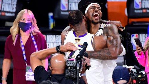 Report: Lakers signing Dwight Howard viewed as inevitable