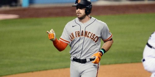 Giants' playoff odds very high in Baseball-Reference's model