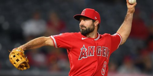 Adam Eaton threw an 87 MPH pitch in a real game