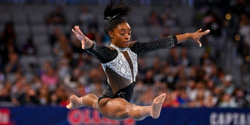 Simone Biles on her unprecedented return to gymnastics