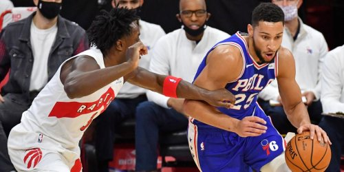 Sixers may be eyeing Raptors scorer for Simmons deal: report