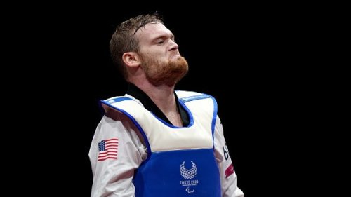 American Evan Medell medals in the Paralympic debut of taekwondo