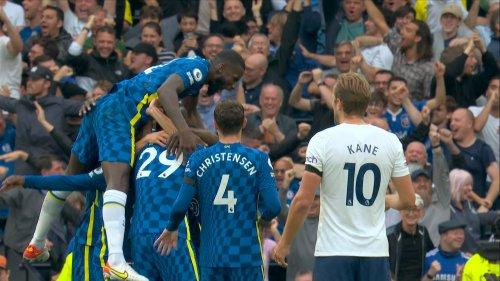 N'Golo Kante doubles Chelsea advantage over Tottenham