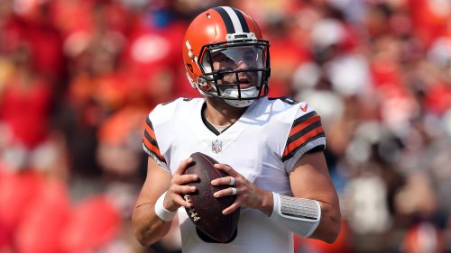 Baker Mayfield shows leadership after Cleveland Browns' Week 1 loss