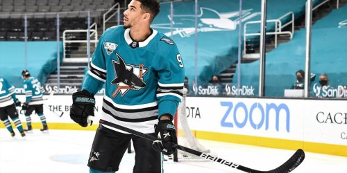 How Sharks teammates reacted to Kane's 21-game suspension