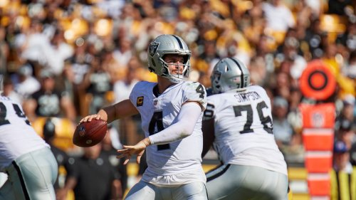 Derek Carr's Las Vegas Raiders 'are legit' after unexpected 2-0 start