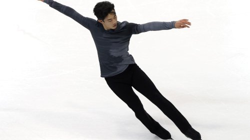 2021 Skate America: Nathan Chen struggles in men's short program