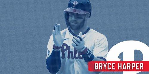 Harper kicks off 4-run first with 2-run base knock