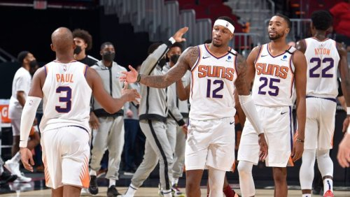 NBA Power Rankings: Suns keep on rising up to top spot