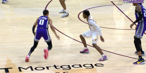 Monte McNair: Tyrese Haliburton has exceeded high expectations as rookie