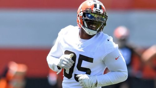 Myles Garrett: I'm trying to win first, competing for defensive player of the year second