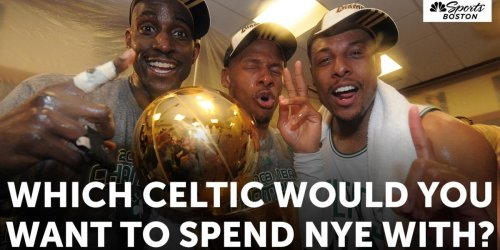 Which Celtic would you want to spend New Year's Eve with?