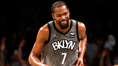 Durant scores 25, Mills 21 off bench, Nets hand Wizards first loss