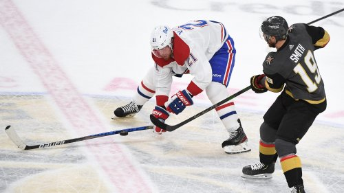 With 3-2 series lead, Canadiens frustrating Golden Knights
