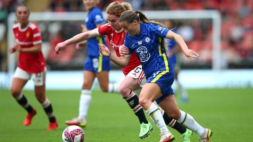Women's Super League Extended Highlights: Manchester United 1,