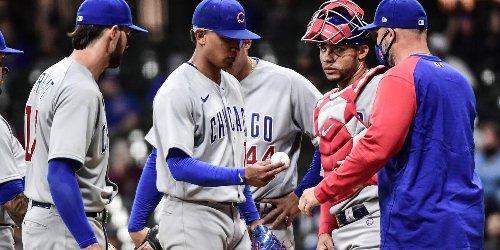 10 brutal Cubs stats after 10 games of 2021 season