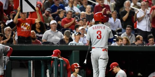 A favorable draw for Phillies this week against Nationals