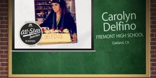 All-Star Teacher: Carolyn Delfino