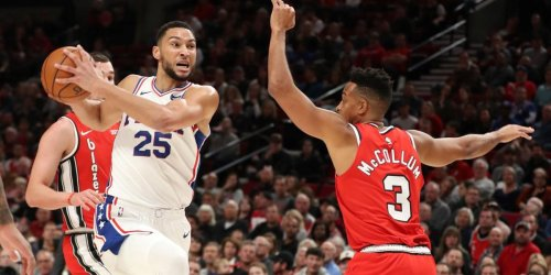 Blazers' reported Simmons trade package sounds enticing