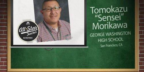 All-Star Teacher: Tomokazu Morikawa