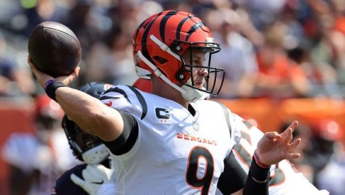 Joe Burrow can't make up for second-half meltdown as Bears beat Bengals