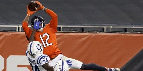 Why PFF ranks Allen Robinson No. 34 best player in NFL