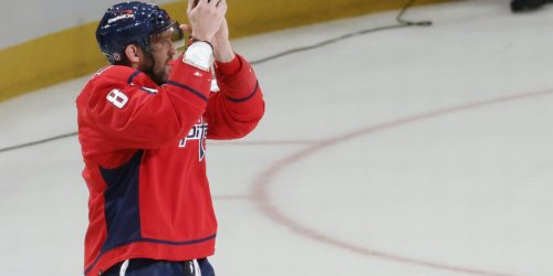 'His off years are like anybody's best year': NHL stars praise Ovechkin