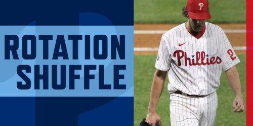 Phillies shuffle rotation to sharpen Aaron Nola