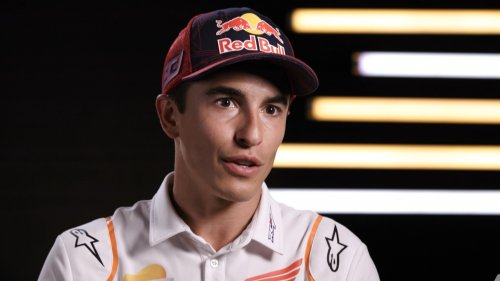 Marc Marquez still not fully healthy while competing in MotoGP