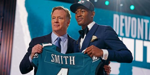 Eagles' rookie class gets jersey numbers for 2021