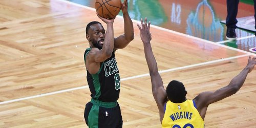 Celtics' resilient, clutch play down the stretch keys win over Warriors