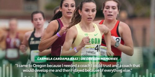 "Cardama Baez: ""I'll bring Oregon inspiration with me"""