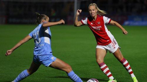 Women's Super League Extended Highlights: Arsenal 5, Manchester City 0