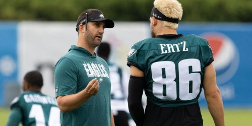 Did Eagles veterans really need a day off after two practices?